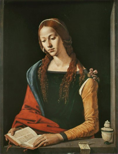 Sainte Marie Madeleine by Piero di Cosimo between 1500 and 1510