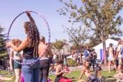 Humboldt Pride took place at the Arcata Plaza on Sept. 24. | Kyra Skylark