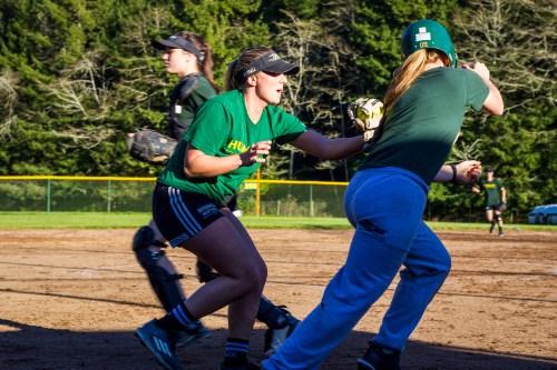 Softball team looking to strike in CCAA