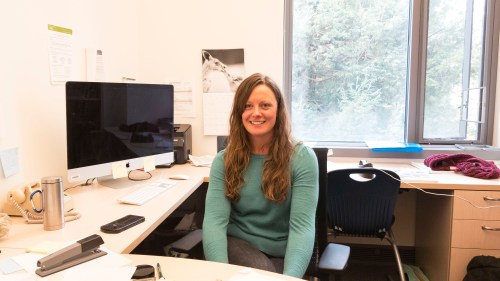 Meet the Professors: Amber Gaffney