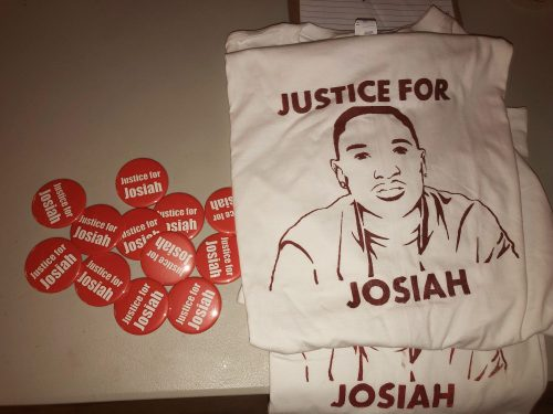 Continuing to fight for Josiah Lawson
