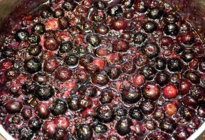 Spicy Blueberry Ginger Chutney | LunaCafe