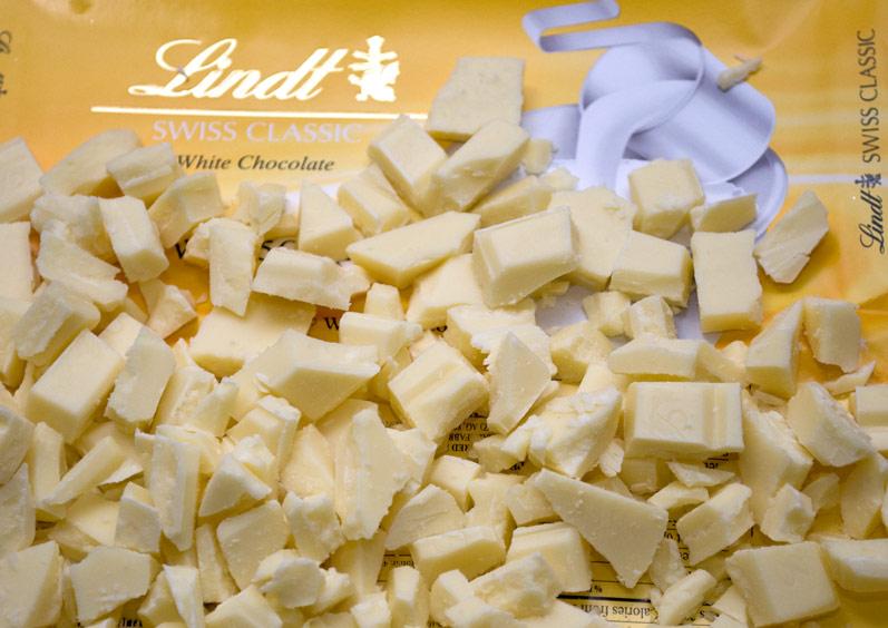 Pumpkin Spice Hot White Chocolate | LunaCafe