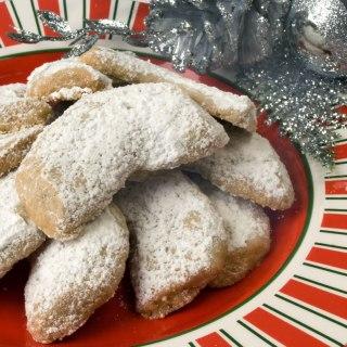 Comfort & Joy Spice Cookies