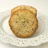 Cornmeal, Black Pepper & Rosemary Butter Cookies