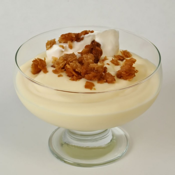 Ultimate Vanilla Pudding (Perfect Stove-Top Custard)