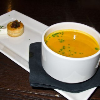 Eat. Boston. Winter Squash Soup.