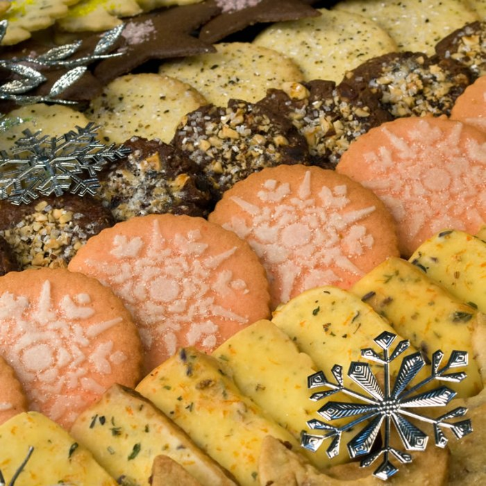 Twelve Days of Christmas Cookies: Silver Bells