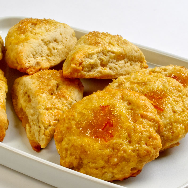 World best scones fresh from the oven