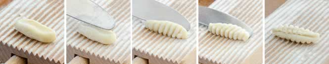Hand Formed Ricotta Cavatelli Pasta