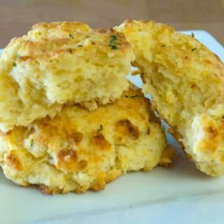 My Red Lobster Cheddar Bay Biscuits
