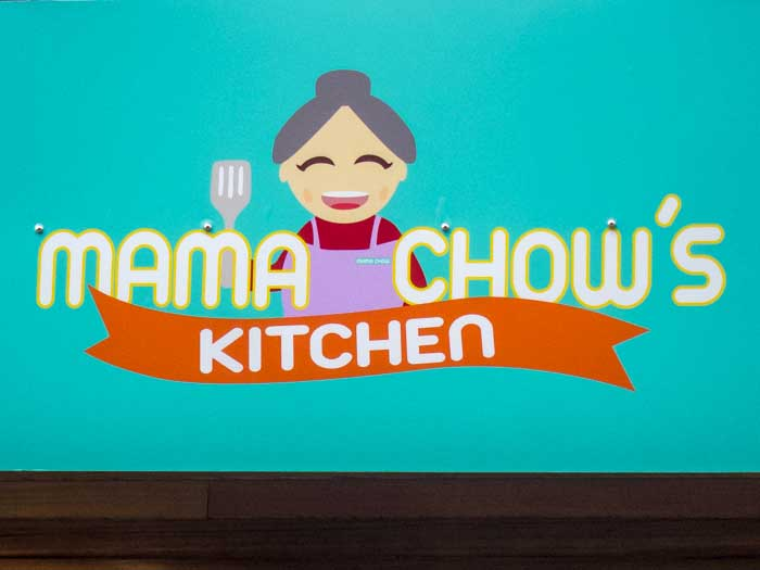 Portland Food Carts: Mama Chow's Kitchen