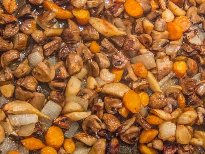 Carmelized Mushroom Stock 4