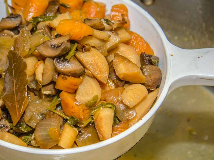 Carmelized Mushroom Stock 6