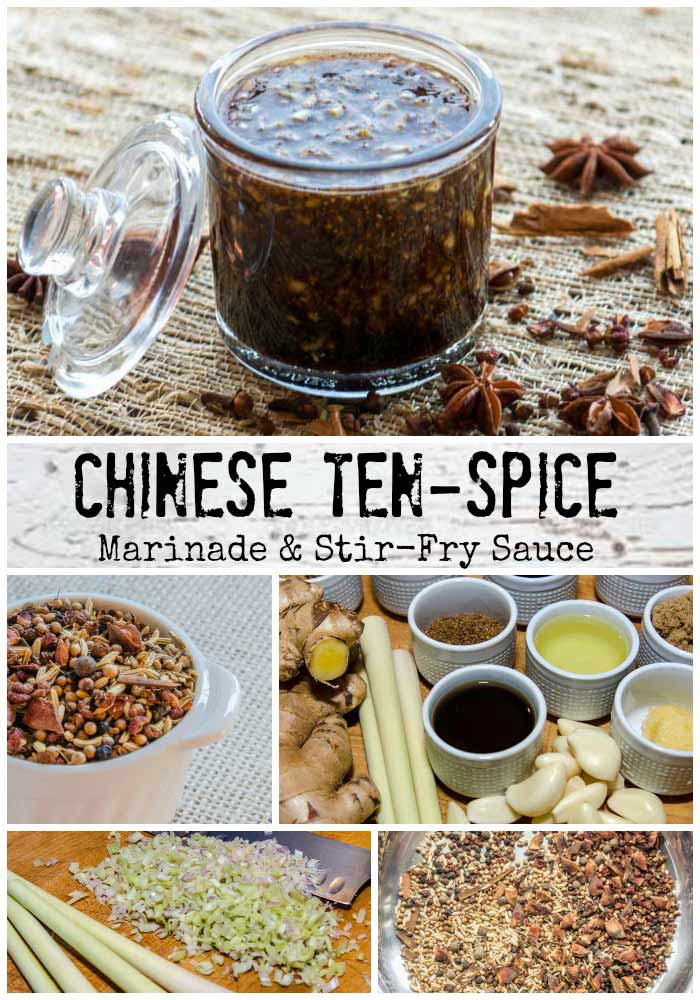 Chinese-Ten-Spice-Marinade-Collage