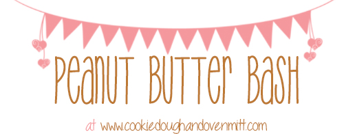 Peanut Butter Bash Party