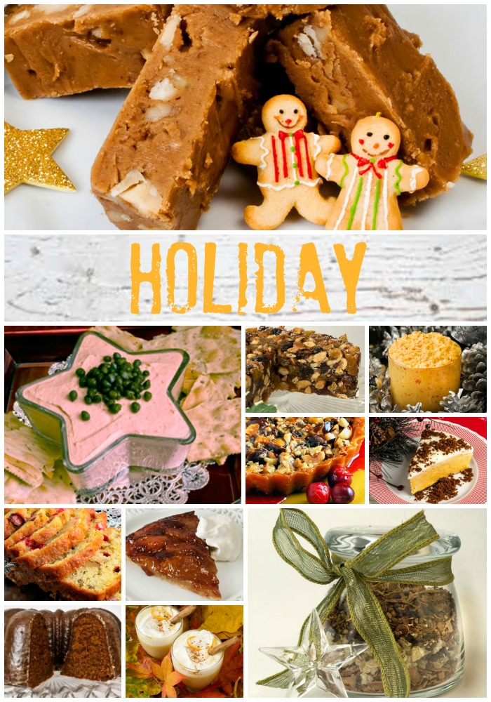Holiday Recipe Archive