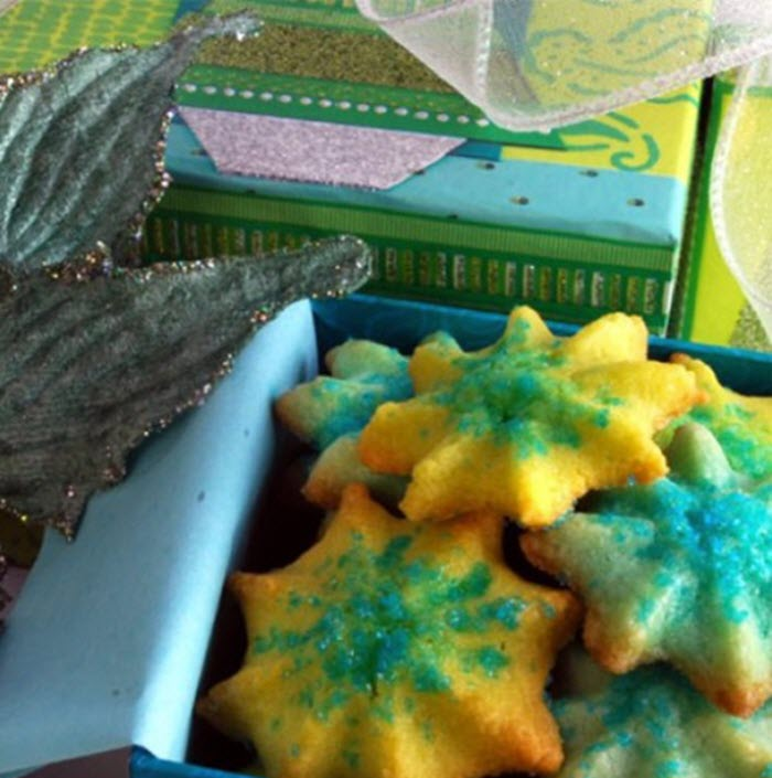 Lily's Swedish Vanilla Spritz | LunaCafe