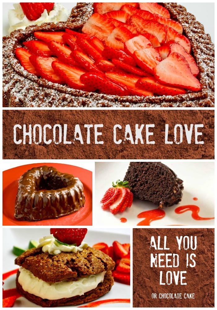 Chocolate Cake Archive