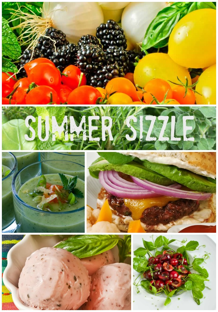 Summer Recipe Archive