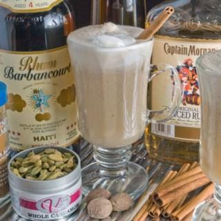 Tis the Season for Hot Buttered Rum