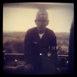 Dad in Korea, 1965