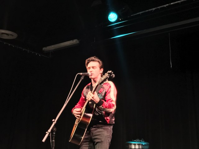 Drake Bell performs at CSUMB.