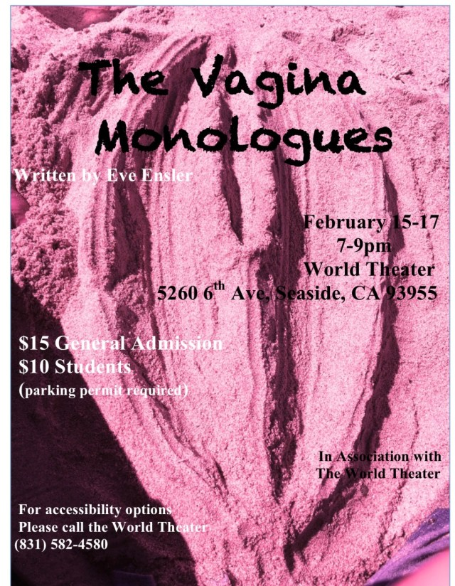 Vagina Monologues 2018