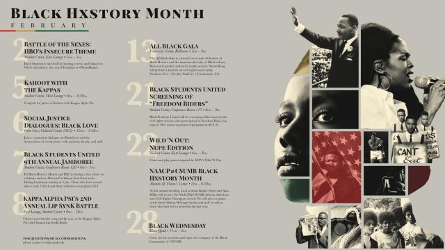 Black Hxstory Month
