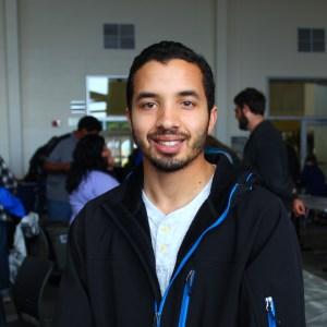 Mario Gonzalez, Third Year Spanish major.