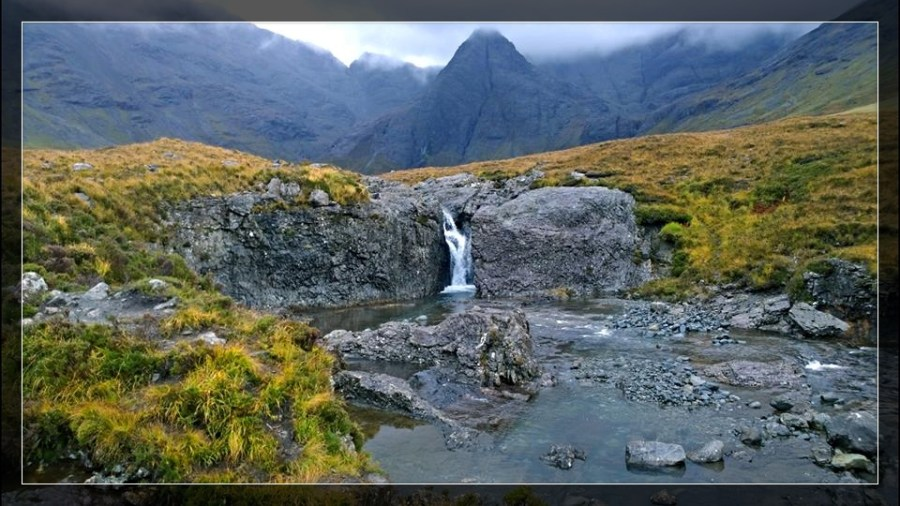 Fairie Pools, Isle of Skye, Scotland