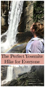 Yosemite Day Hike