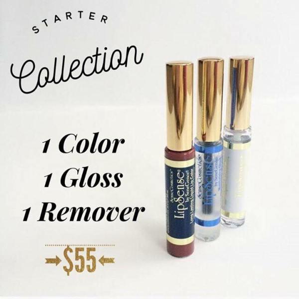 LipSense Starter Kit Jetsetter Glamour