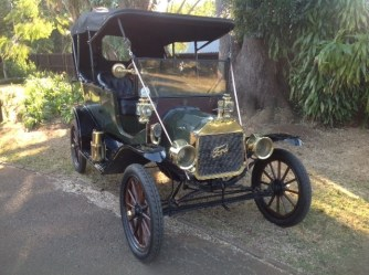 1912 Ford