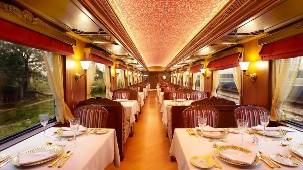 All About Luxury Train Travel USA: The Experience of a ...