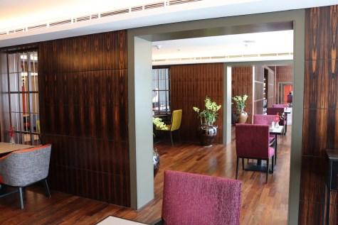 Oriental Club lounge