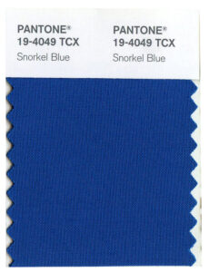 Pantone Snorkel Blue top summer color 2016