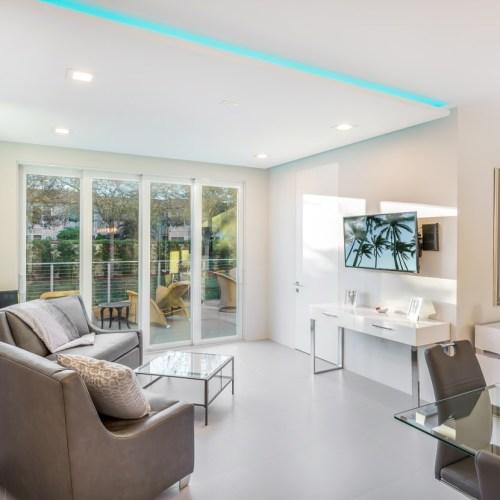 RV Resort interiors photography