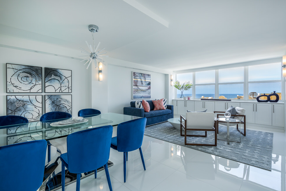 deerfield beach condo design