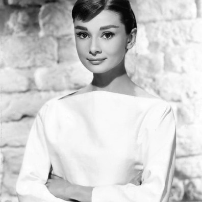 LUX Magazine Audrey_Hepburn_1956 My Icon great influence over the trends we follow