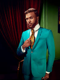 LUX Magazine jidenna My Icon great influence over the trends we follow