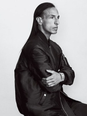 LUX Magazine rick-owens-2 My Icon great influence over the trends we follow