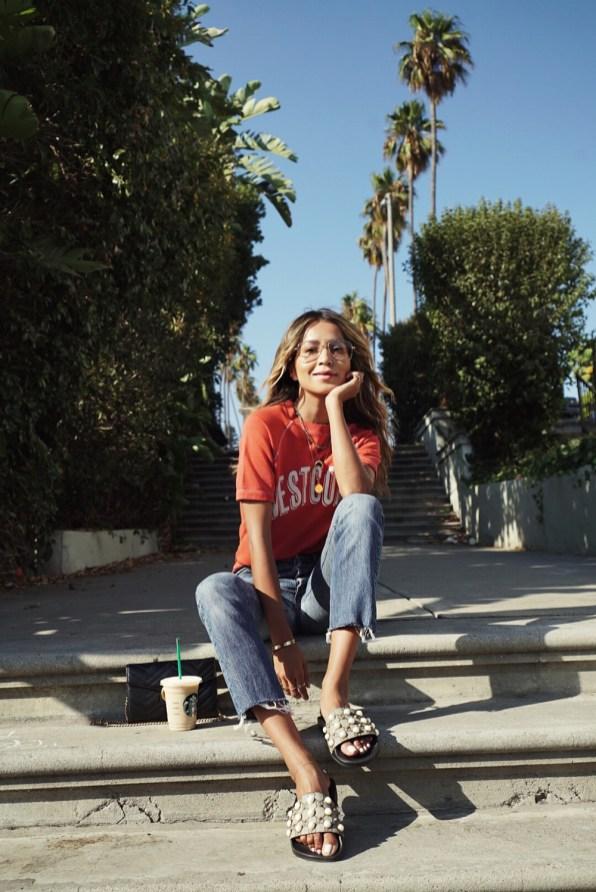 "LUX Magazine westcoast4 California Fashion Icon Style | JulieSariñana ""Sincerely Jules"""
