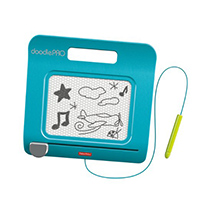 doodle pad for traveling alone with toddlers