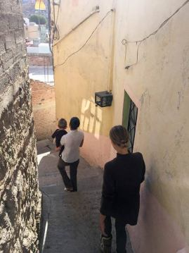 Guanajuato Walking