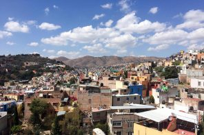 Guanajuato Walking is a Way of Life