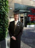 Stuart Massie Concierge Sheraton Hotel Edinburgh