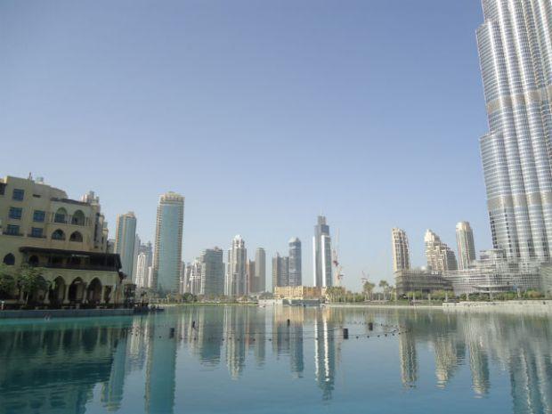 Visiting the Burj Khalifa Observation Deck -