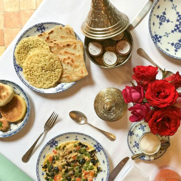 BREAKFAST - Berber inspired dishes 1