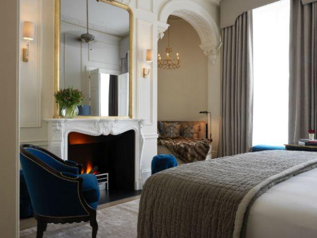 Kensington Knightsbridge Suite Bedroom